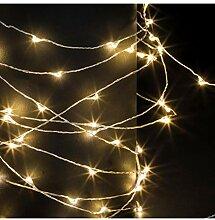 Guirlande lumineuse 100 micro LED - 10 m d'