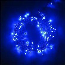 Guirlande lumineuse 100LEDs 24V étoiles