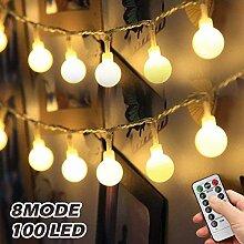Guirlande Lumineuse 10M 100 LEDs - Elegant Life