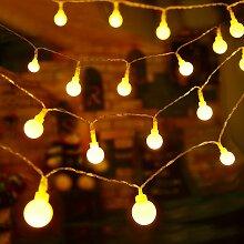 Guirlande Lumineuse 10M 80 Ampoules - Guirlande