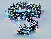 Guirlande lumineuse à LED- Multicolore -Avec