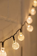 Guirlande lumineuse à LED Orixa avec chargeur