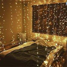 Guirlande lumineuse à lumière LED, pour