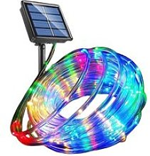Guirlande Lumineuse Borne Solaire 12m 100 LED
