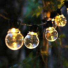 Guirlande lumineuse boule Globe à lumière Led
