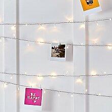Guirlande Lumineuse d'Intérieur avec 200 LED
