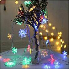 Guirlande Lumineuse de Noël 10m Guirlande Led a