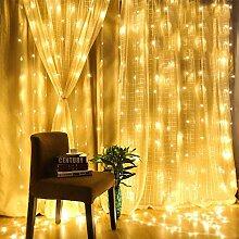 Guirlande lumineuse de Noël pour extérieur,