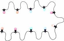Guirlande lumineuse DEL lampe LED espace