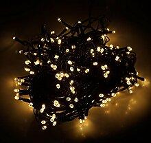 Guirlande lumineuse électrique 12m pour
