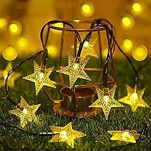 Guirlande Lumineuse Etoile, LED Guirlande