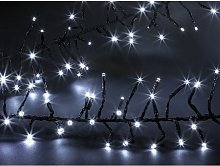 Guirlande lumineuse extérieur Boa 720 LED Blanc