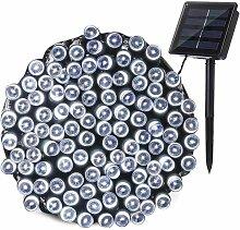 Guirlande Lumineuse Exterieur Solaire, 22M 200 LED
