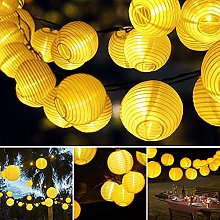 Guirlande Lumineuse Exterieure GolWof 6M 30 LED