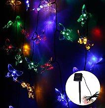 Guirlande Lumineuse Extérieure Solaire LED