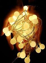 Guirlande lumineuse féerique boule 1.5, LED M