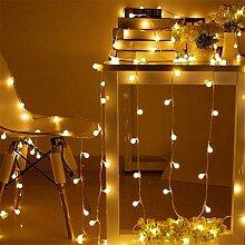Guirlande lumineuse féerique pour décoration