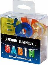 Guirlande Lumineuse GABIN - Veilleuse GABIN -