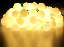 Guirlande lumineuse imperméable pour arbre de