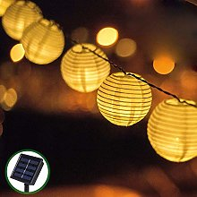 Guirlande Lumineuse Lampe Solaire Exterieur