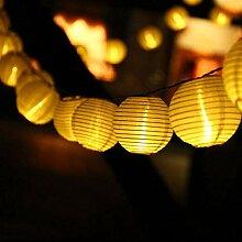 Guirlande Lumineuse Lampion Chaîne