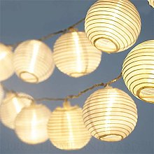 Guirlande lumineuse LED Lampion lampe deco