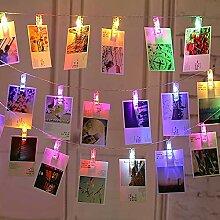 Guirlande lumineuse LED Massway - 6 m - 40 LED