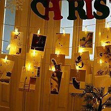 Guirlande lumineuse LED pour décoration de