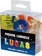 Guirlande Lumineuse LUCAS - Veilleuse LUCAS -