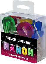 Guirlande Lumineuse MANON - Veilleuse MANON -