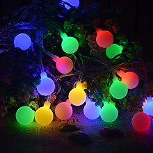 Guirlande Lumineuse Multicolore Avec