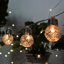 Guirlandelumineuse solaire2modes