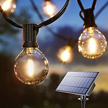 Guirlande Lumineuse Solaire, BrizLabs 9.9M G40
