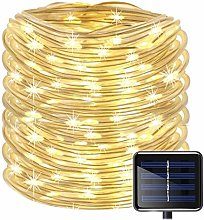 Guirlande lumineuse solaire Kingcoo de 7m - 50