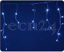 Guirlande lumineuse stalactite LED TRAD L BF Blanc