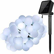Guirlande Lumineuses Exterieur,KINGCOO 7m 50 LEDs