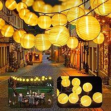 Guirlande Lumineuses Exterieur, LED Guirlande