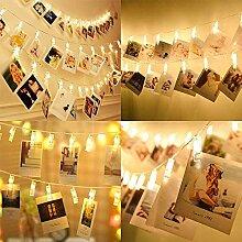 Guirlande Photo, Linarun Guirlande Lumineuse