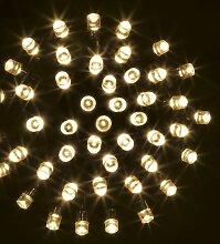 Guirlande programmable 300 LED 30 mètres blanc