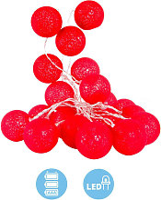 Guirlande Red Christmas X X
