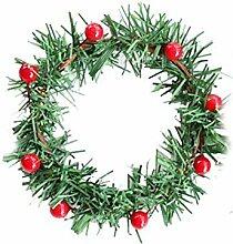 Guirlande Simulation diy Berry guirlande de Noël