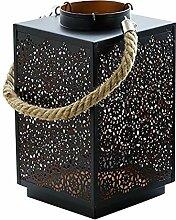 GuLL Petite Lanterne Marocaine en métal