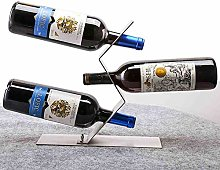 GUOCAO Bouteille de vin rouge Porte