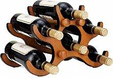 GUOCAO Bouteille de vin Wine Rack rack vin Cabinet