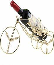 GUOCAO Décoration de support de vin cru,