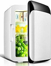 GUOCAO Voiture Réfrigérateur 8L Noir