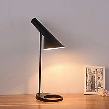 GUOXY Lampe de Chevet Moderne de Fer Forgé