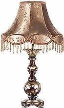 GUOXY Lampe de Table Lampe de Table Rétro Chambre