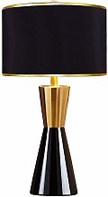 GUOXY Lampe de Table Luxe Luxe Chambre Moderne