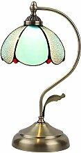 GUOXY Lampe de Table Simple À Led Chambre À